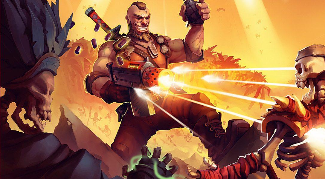 Fury Unleashed erscheint nach 5 Jahren intensiver Entwicklungsarbeit am 08. Mai auf PS4