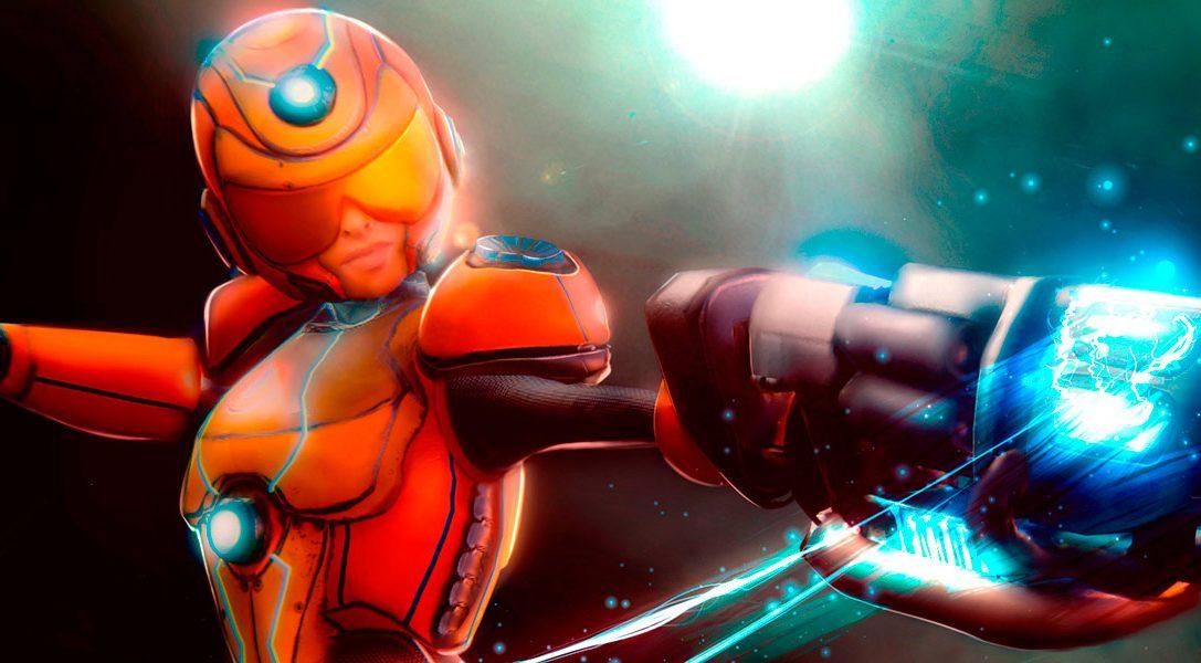 Der dynamische Helden-Shooter Holfraine ist jetzt auf PS4 erhältlich