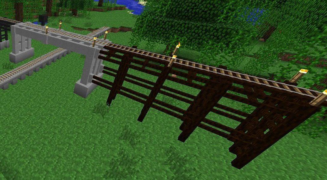 Minecraft Starter-Guide: So baut ihr ein Schienen-Transportsystem