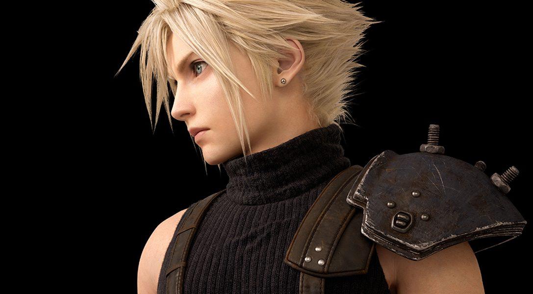 Final Fantasy VII Demo ist ab sofort spielbar