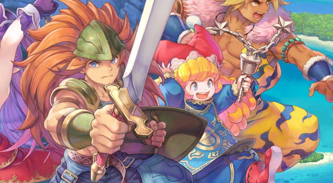 Die Neuerungen und Verbesserungen in Trials of Mana, ab morgen auf PS4 erhältlich