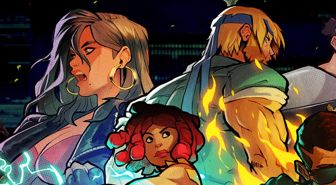Spielt die legendären 12 Pixel-Art-Figuren in Streets of Rage 4, das am 30. April erscheint!