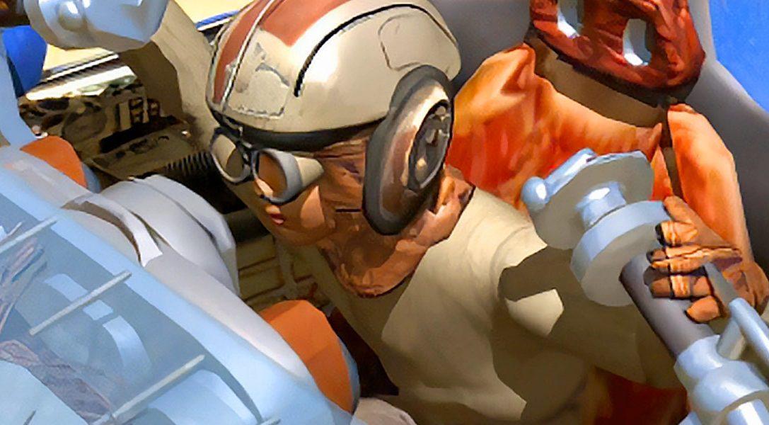 Die ultimative Version von Star Wars Episode I: Racer erscheint am 12. Mai für PS4