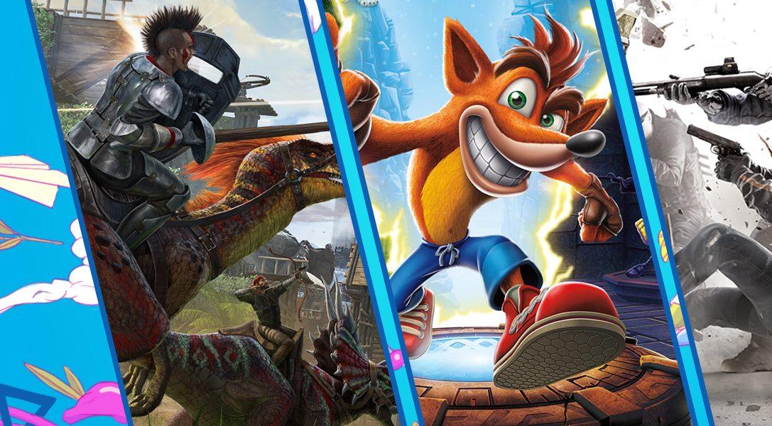 """Ab heute sind noch mehr Spiele in der """"Frühlingsangebote""""-Aktion im PlayStation Store verfügbar"""