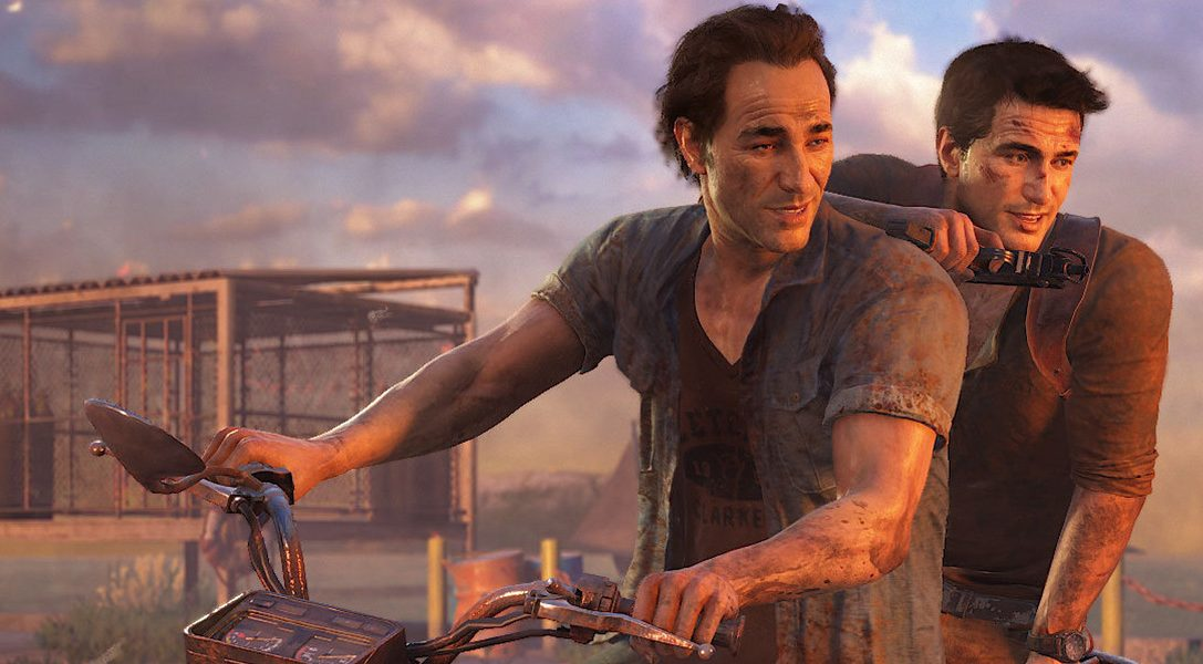 Grandioses Finale – Uncharted 4: A Thief's End