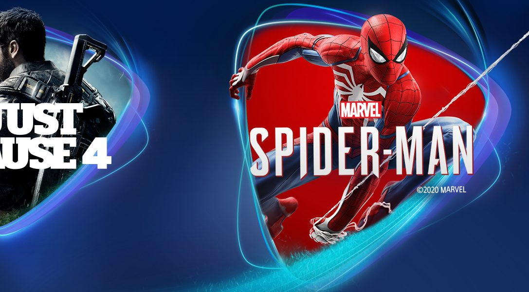 Marvel's Spider-Man, Just Cause 4 und The Golf Club 2019 sind ab April bei PS Now verfügbar