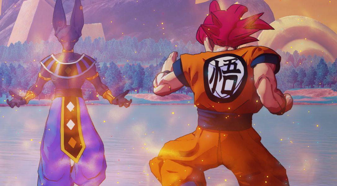 Die erste Boss Battle Episode erscheint morgen für Dragon Ball Z: Kakarot