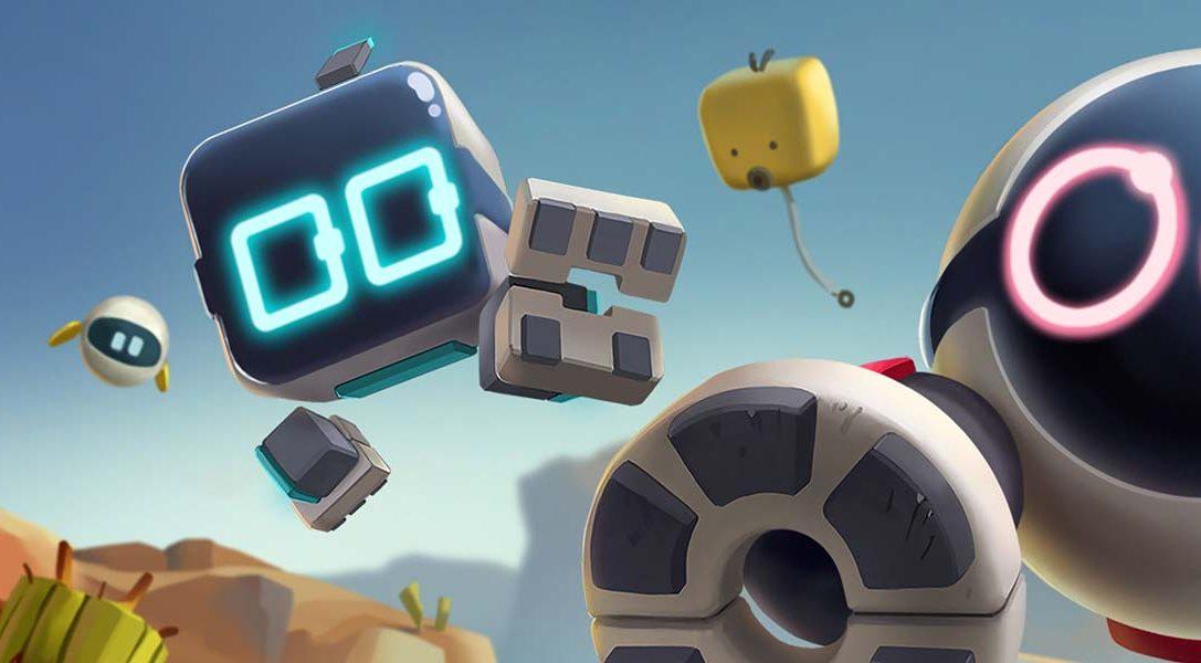 Biped ist ab dem 8. April auf PS4 erhältlich!