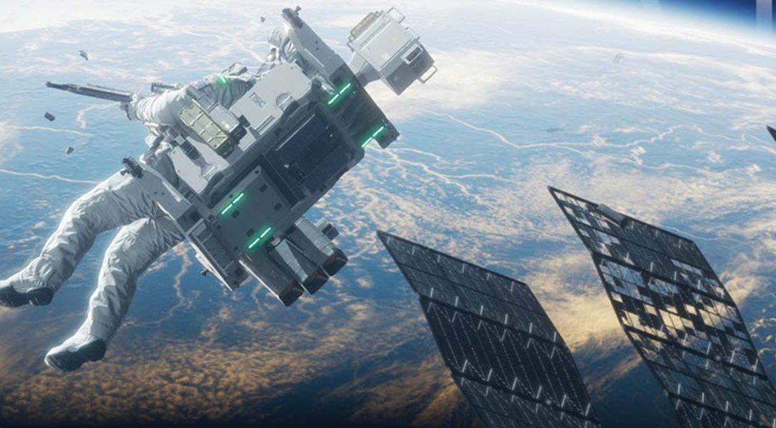 Der Weltraum-Shooter Boundary erscheint 2020 für PS4