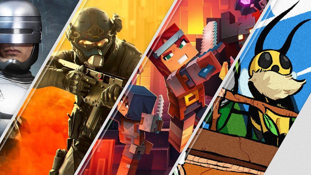Das sind die neuen Veröffentlichungen im PlayStation Store