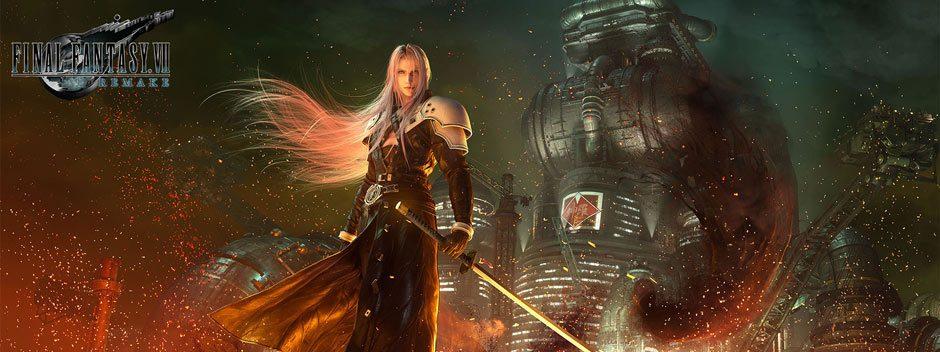 Final Fantasy VII Remake und Resident Evil 3 feiern ihr Debüt in den Top-Downloads im PlayStation Store im April