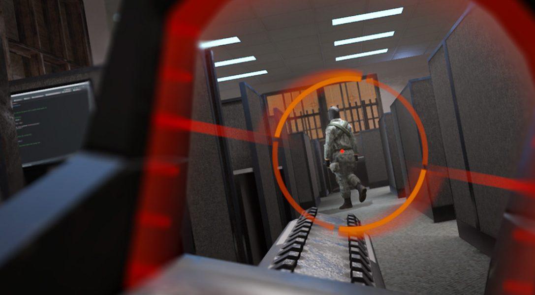 Das neue Assimilation-Update von Espire 1 VR Operative bringt neue Herausforderungen für den Sci-Fi Spionagethriller