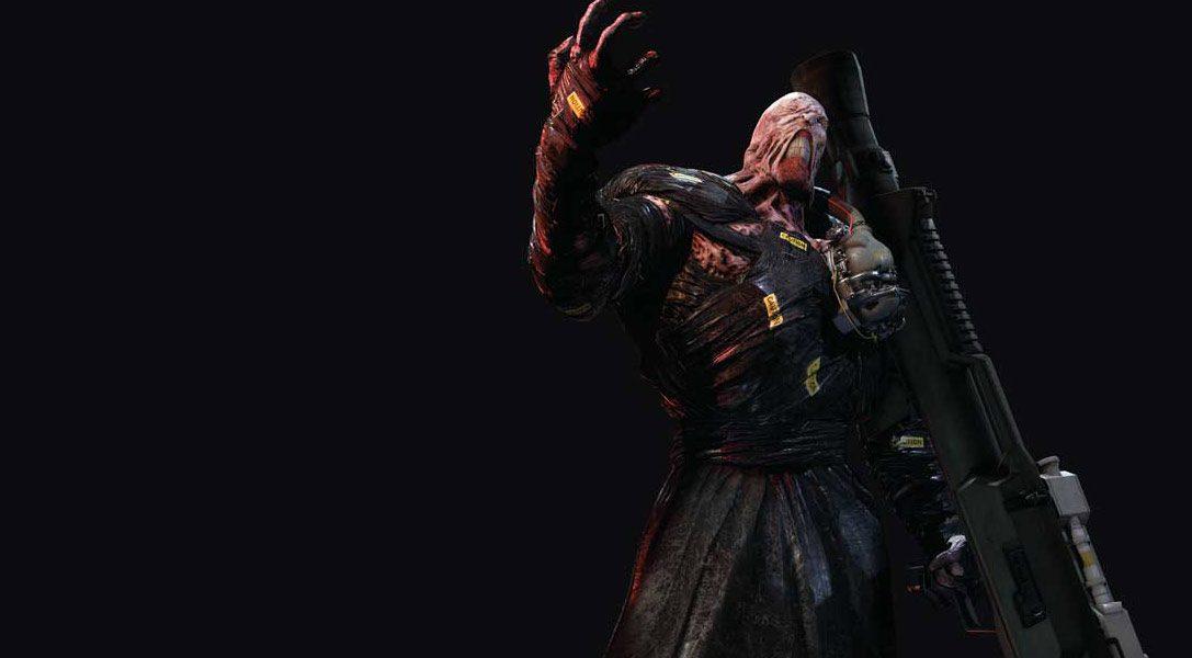 So entstehen Monster: Wie Nemesis das Leben in Resident Evil 3 eingehaucht wurde
