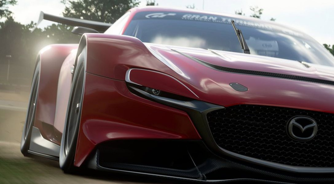 Gran Turismo Sport bringt euch das MAZDA RX-VISION GT3 CONCEPT