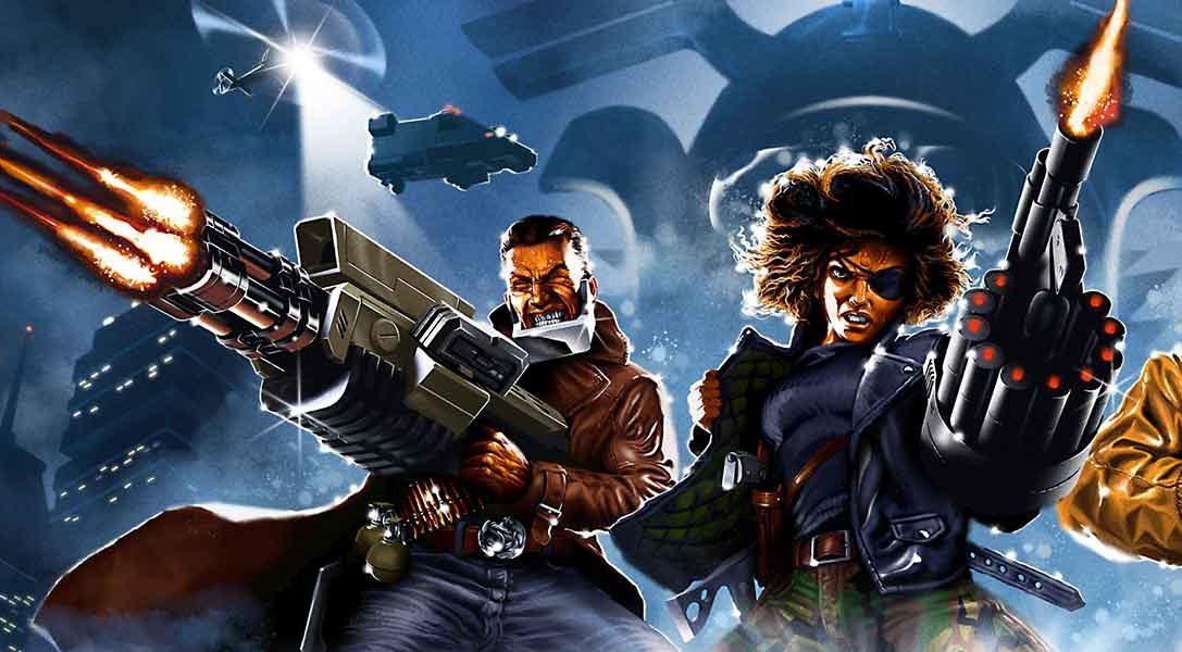 Wie die Actionkultur der 80er Jahre den Arcade-Shooter Huntdown inspirierte, der am 12. Mai erscheint