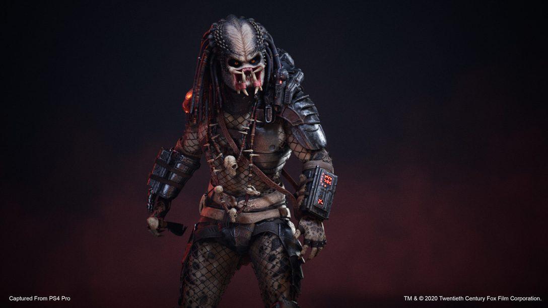Das kostenlose Juni-Update für Predator: Hunting Grounds ist da