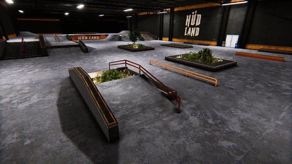 Community-Karten für Skater XL auf PS4 direkt zum Launch