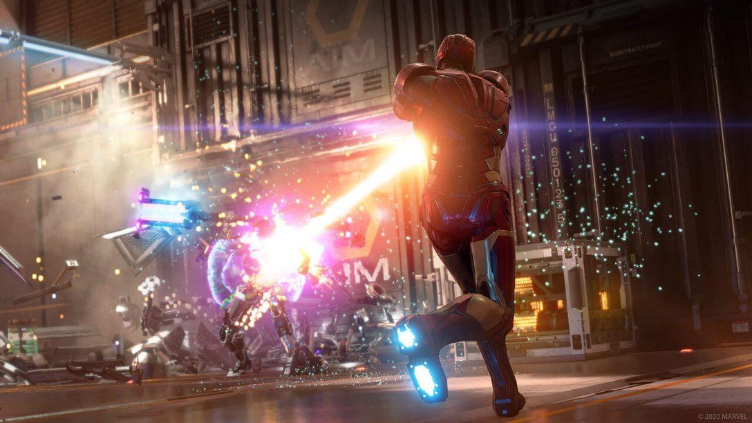 Marvel's Avengers ist als kostenloses Upgrade für PS5 bestätigt