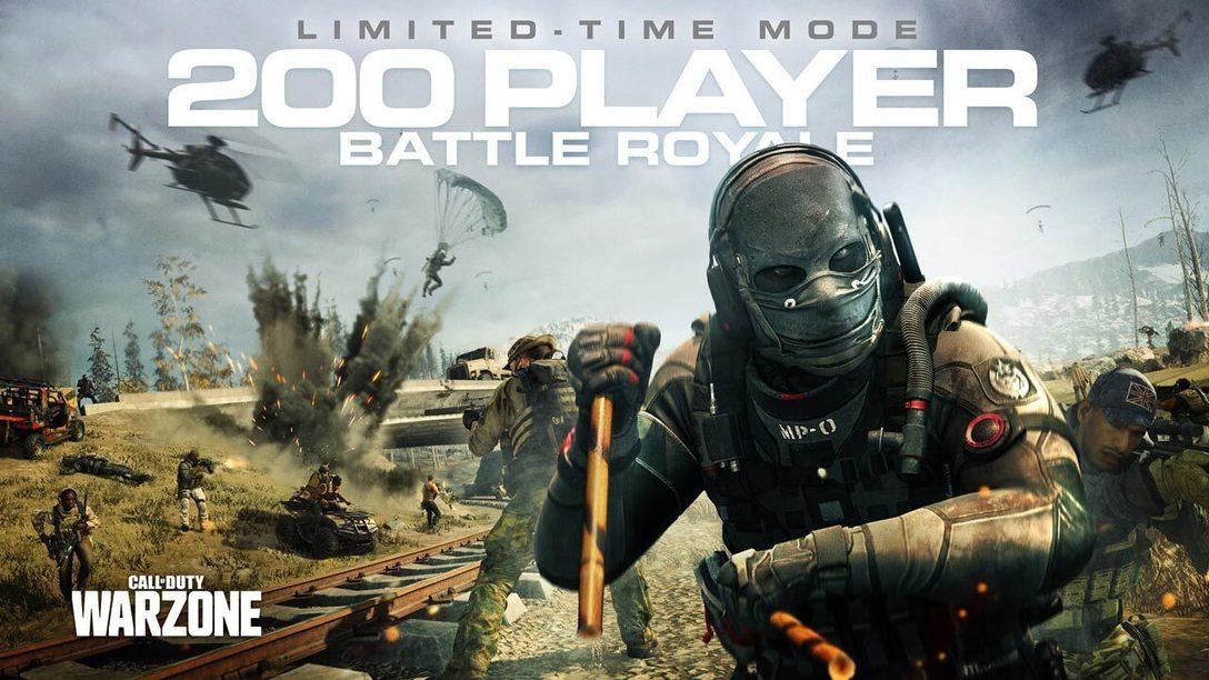 Call of Duty: Modern Warfare Saison Vier Reloaded fügt 200-Spieler Warzone und mehr hinzu
