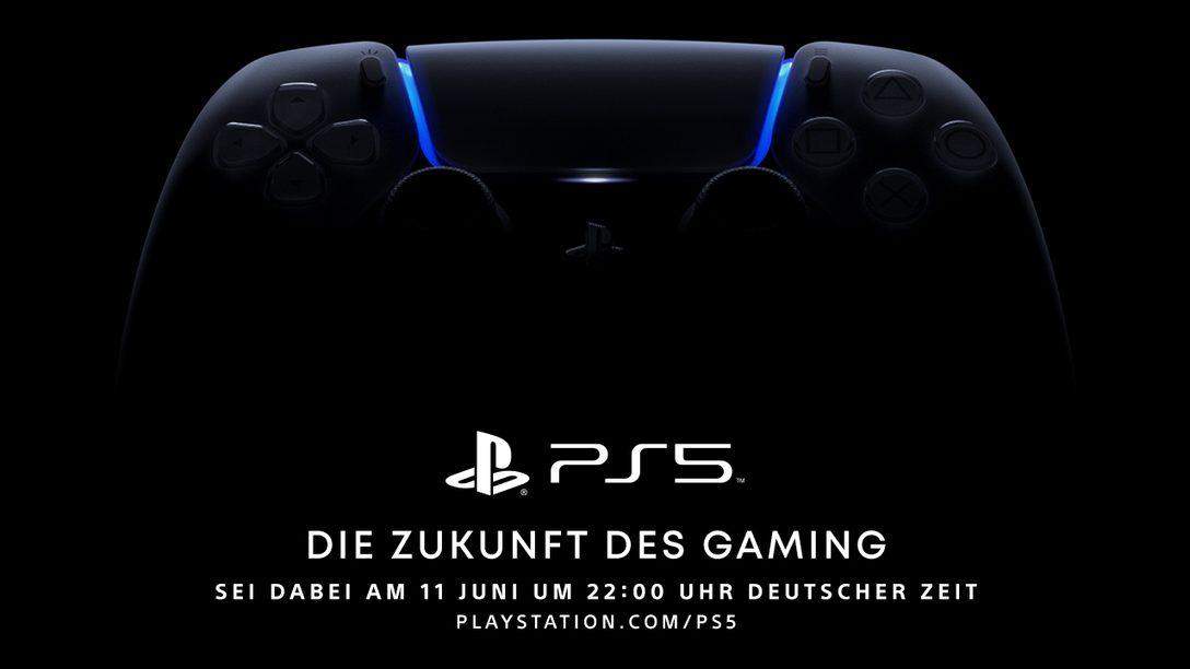 NEUE ZEIT: Diesen Donnerstag richten wir unseren Blick auf die Zukunft des Gamings auf der PS5