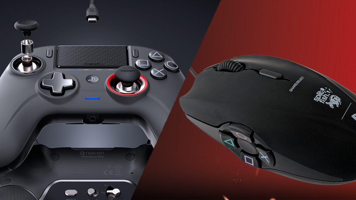 Sechs Besondere Controller Für Eure Ps4 Der Deutschsprachige Playstation Blog