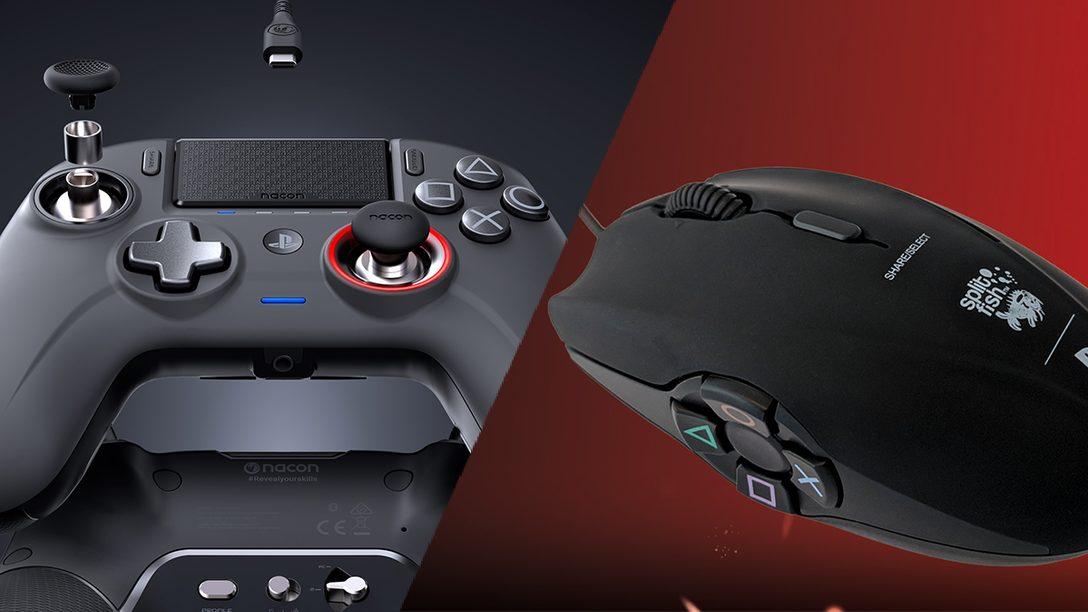 Sechs besondere Controller für eure PS4