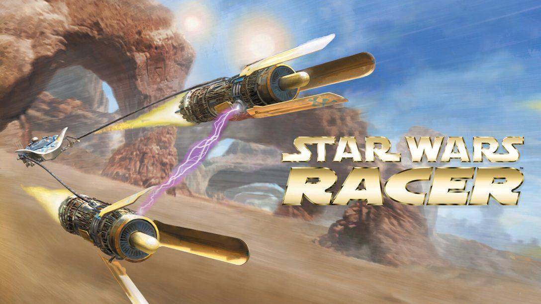 Tipps für Star Wars Episode I: Racer, heute auf PS4