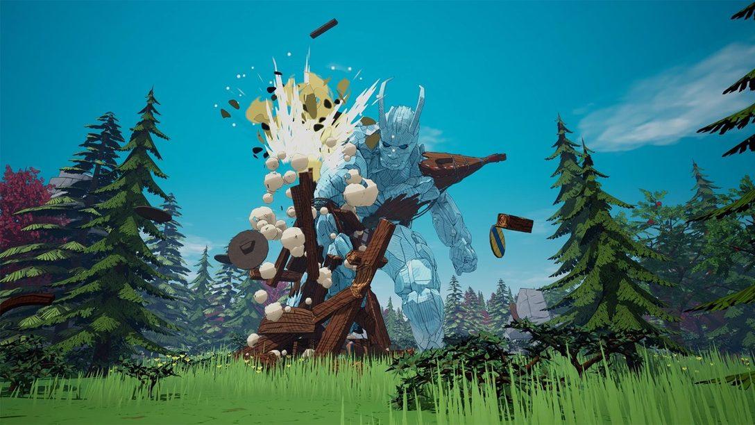 Tribes of Midgard gibt 2021 sein Konsolendebüt auf PlayStation 5