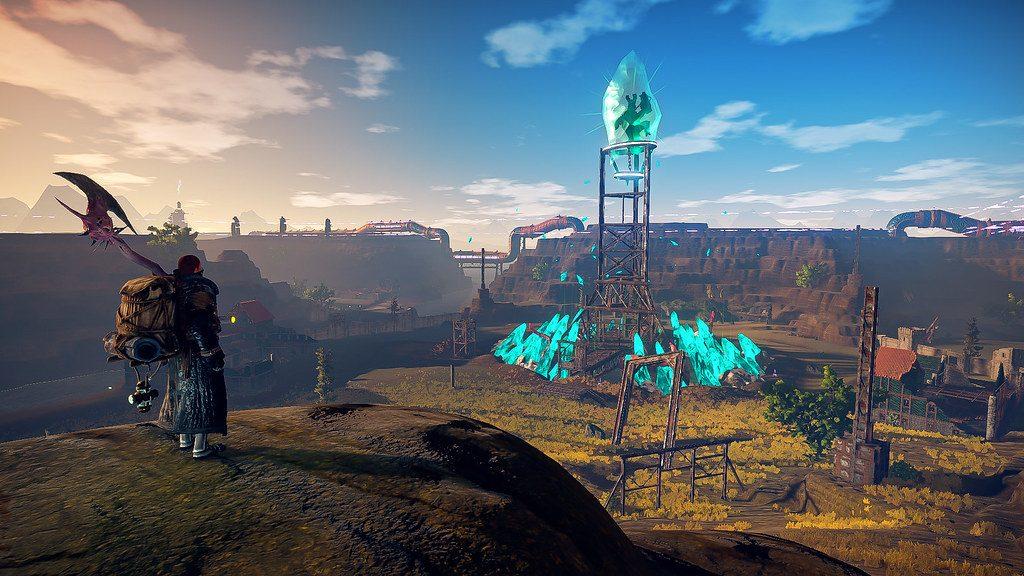 Ein Blick in den Soroborean DLC von Outward