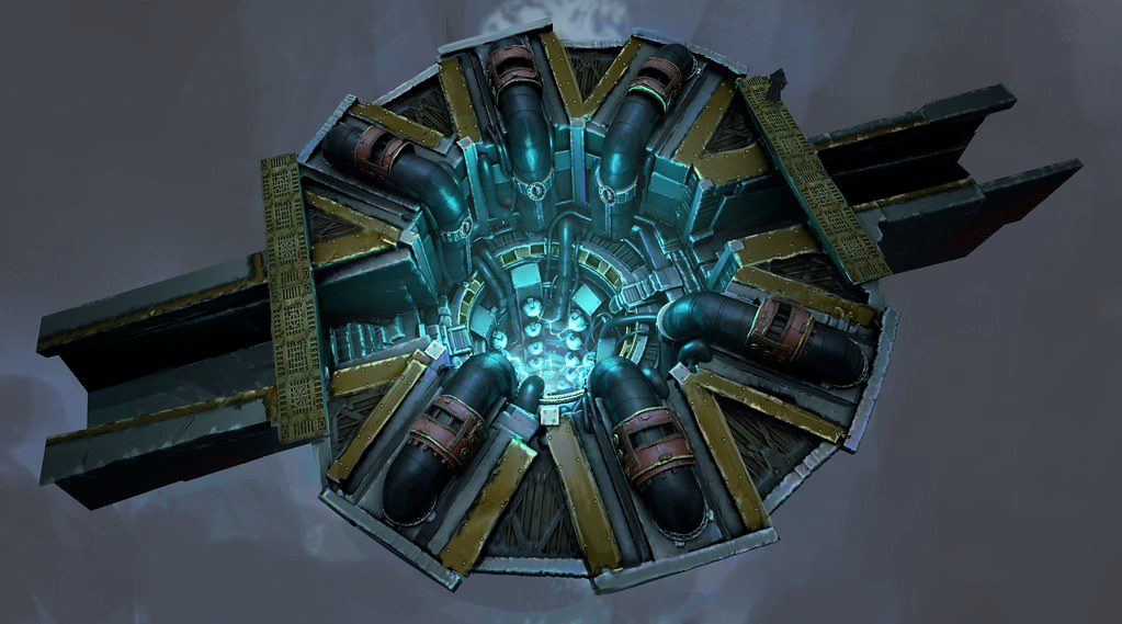 Der Erstellung der Welt von Warhammer 40,000: Mechanicus – erscheint heute für PS4
