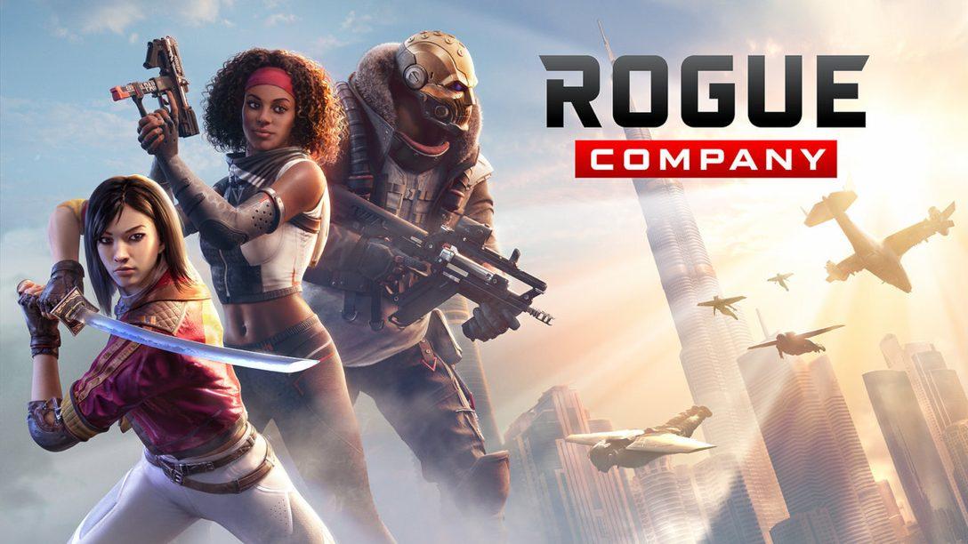 Die Closed Beta von Rogue Company ist da