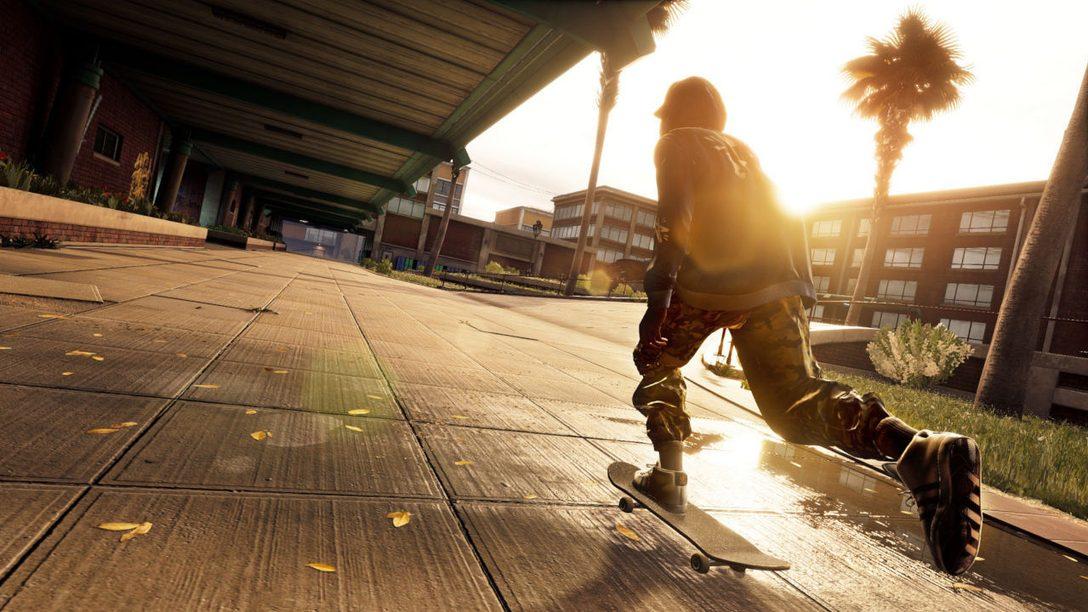 Mehr als drei Dutzend neue Tracks für Tony Hawk's™ Pro Skater™ 1 + 2