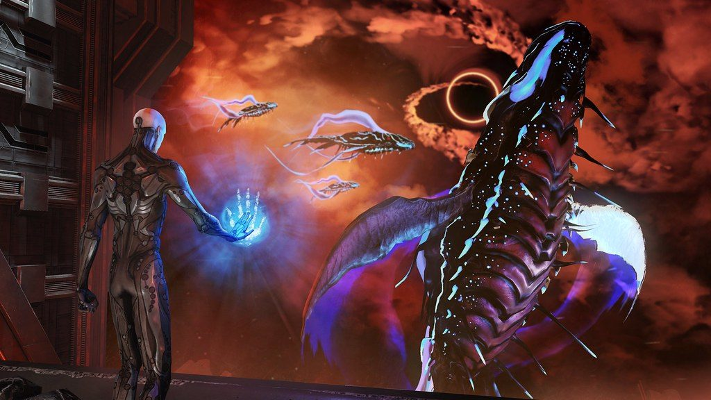 Das unheimliche Sci-Fi-Action-RPG Hellpoint erscheint morgen für PS4
