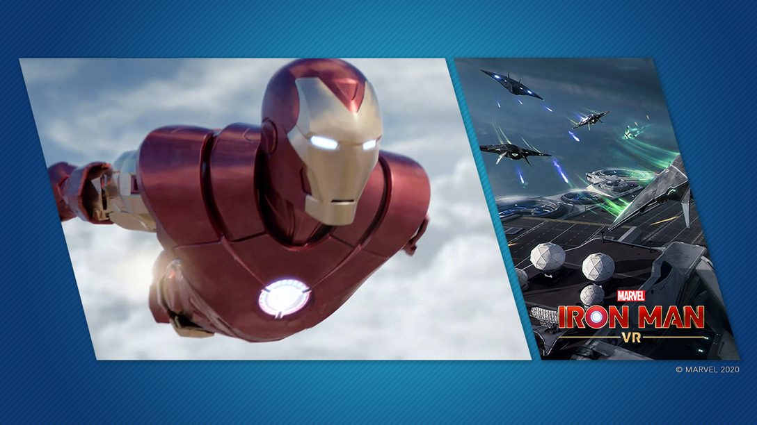 Fünf Gründe, warum ihr unbedingt Marvel's Iron Man VR spielen solltet