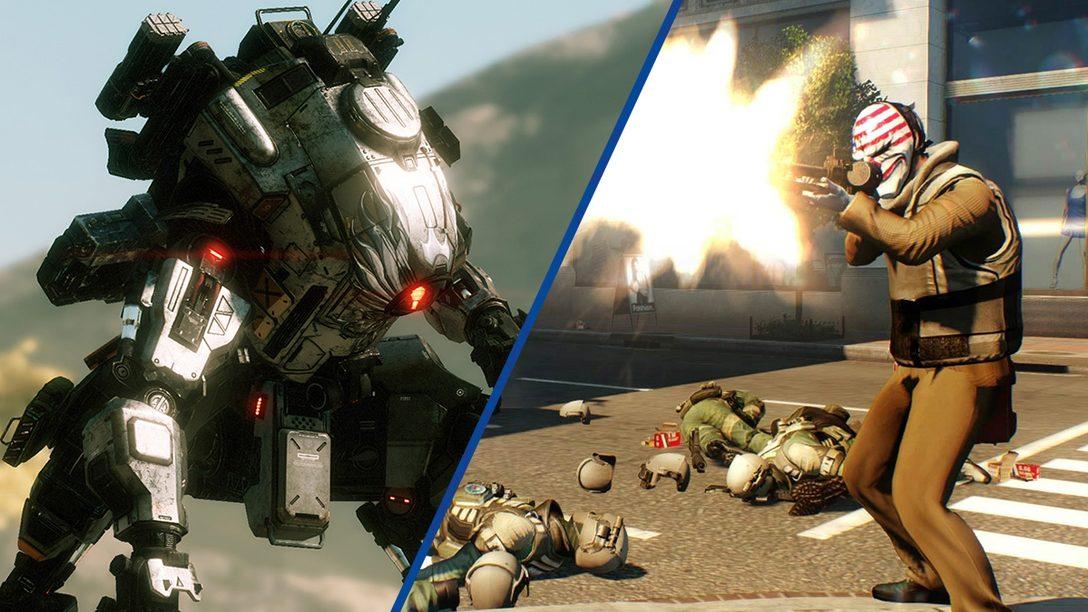 Günstige Multiplayer Games im PlayStation Store: Kolossale Mehrspieler-Action für wenig Geld