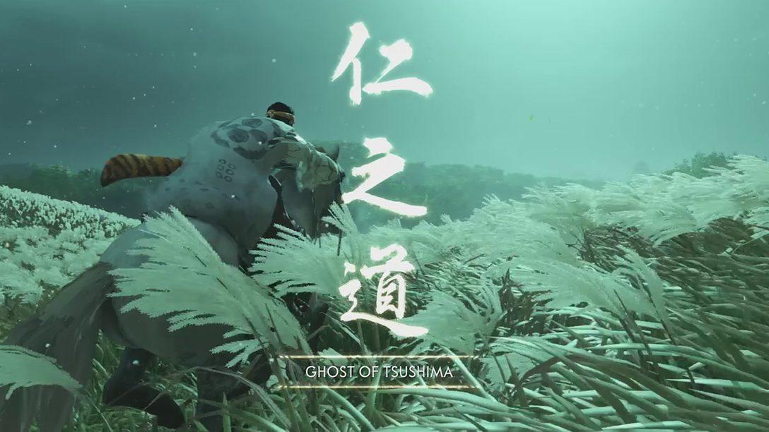 Ghost of Tsushima –  der Photo Mode Contest naht