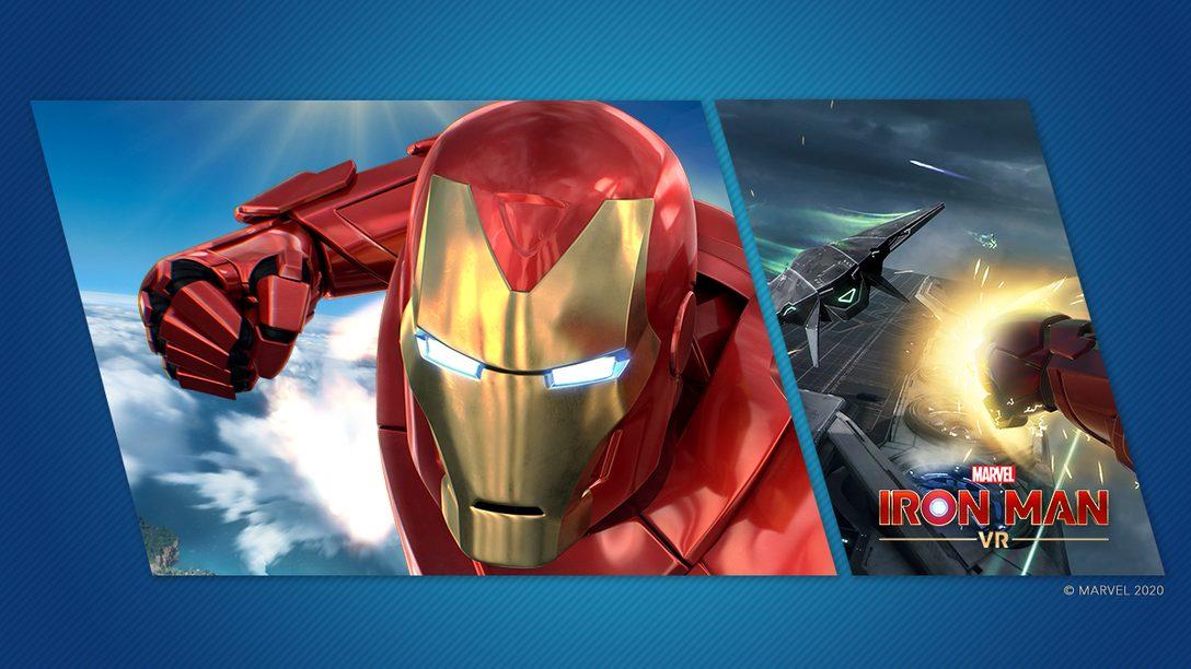 So spielt ihr Marvel's Iron Man VR am besten