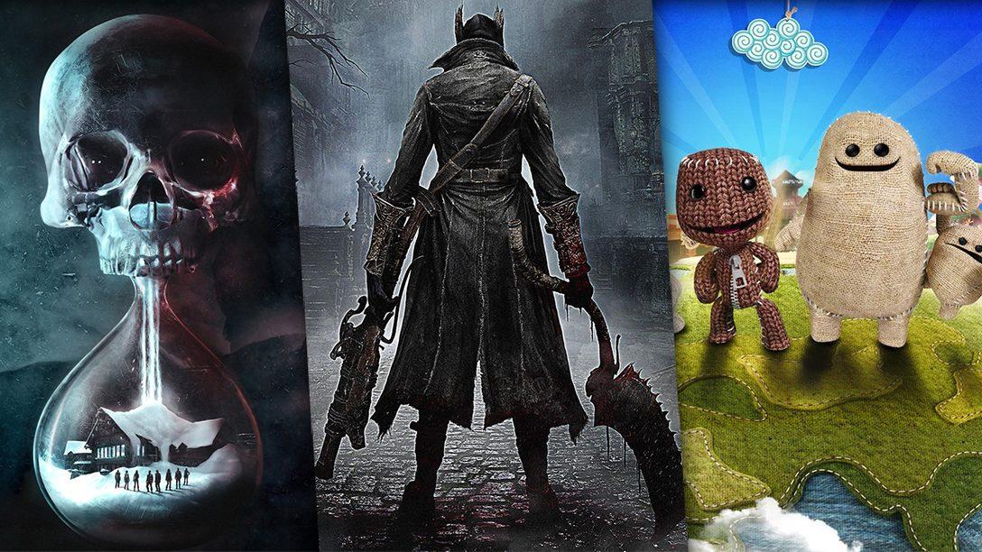 Fünf PlayStation-exklusive Games, die ihr mit PS Now auf dem PC spielen könnt