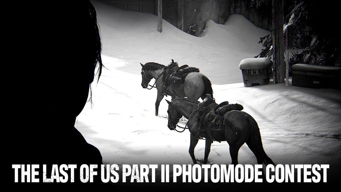 Der The Last Of Us Fotomodus Wettbewerb