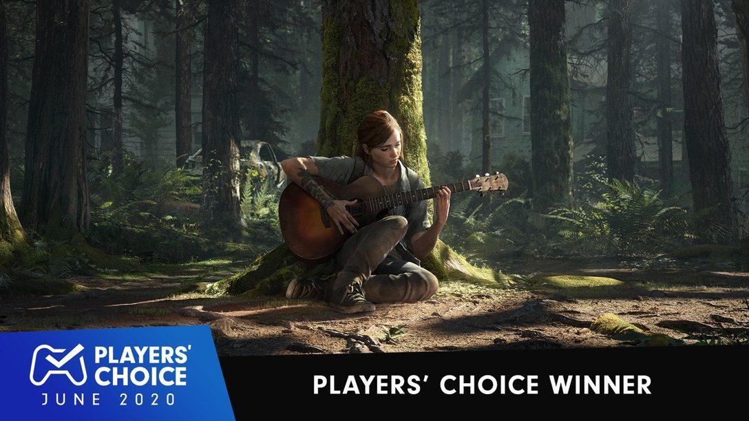 Players' Choice: The Last of Us Part II wurde zum besten Spiel im Juni gewählt