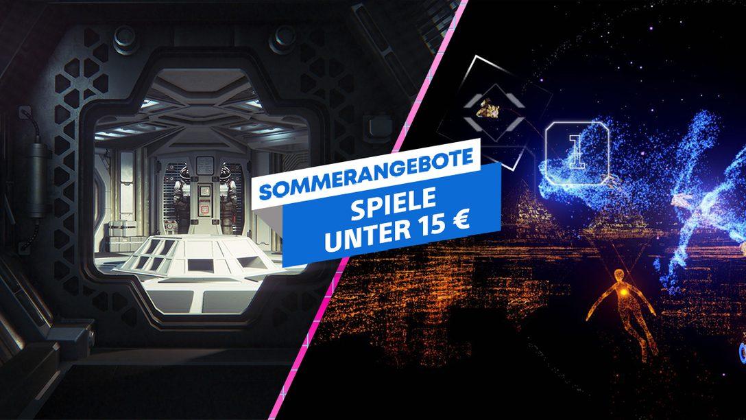 Sommerangebote 2020: 6 starke Spiele unter 15 Euro