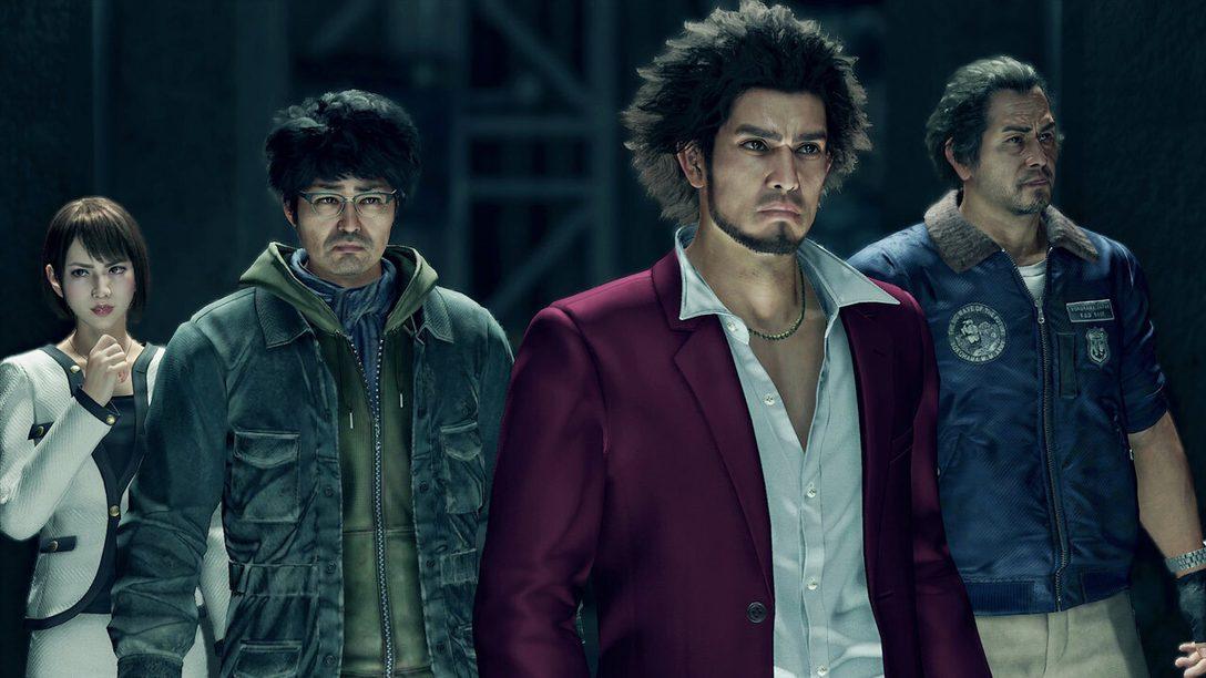 Yakuza: Like a Dragon – Begegnet den Helden von Morgen