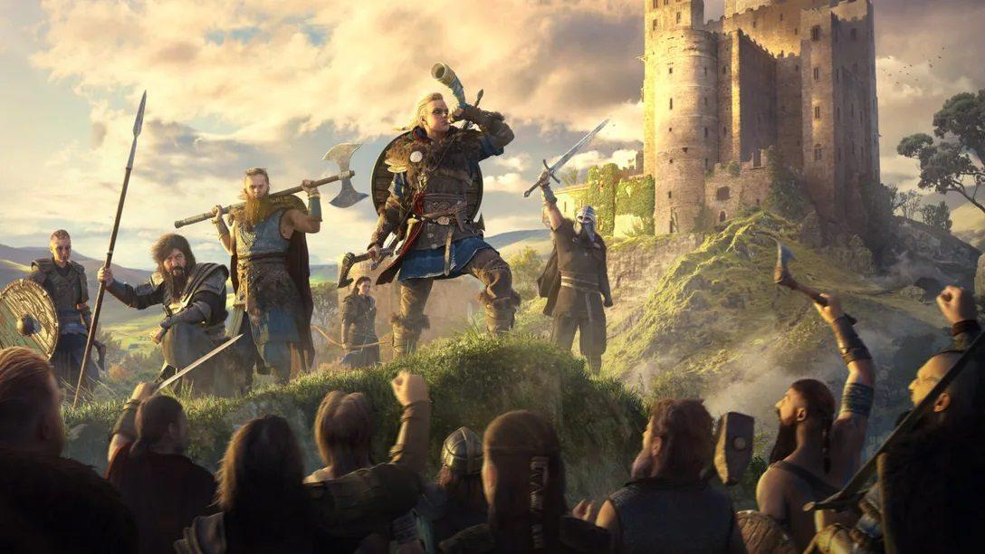 Vorschau: Assassin's Creed Valhalla stellt euren Mut auf die Probe
