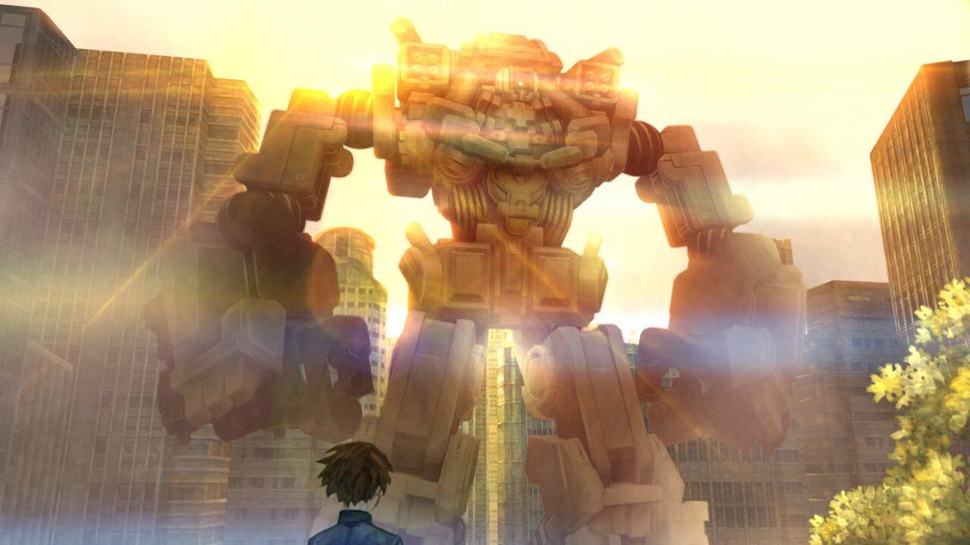 Wie Atlus und Vanillaware die 2D-Kunst von 13 Sentinels: Aegis Rim zum Leben erwecken