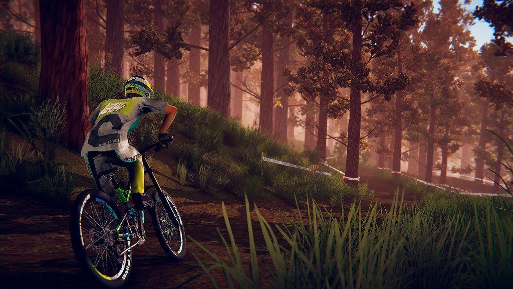 Descenders, das extreme Multiplayer-Spiel mit Downhill-Biking-Action erscheint jetzt auf PlayStation 4