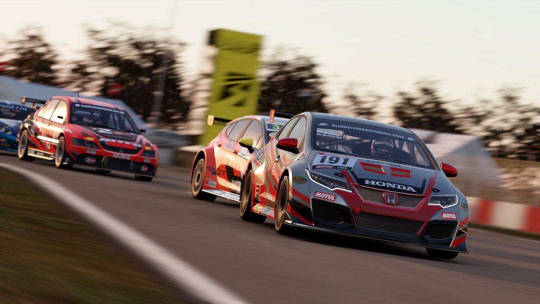 Das neue Spielerfortschrittssystem in Project CARS 3