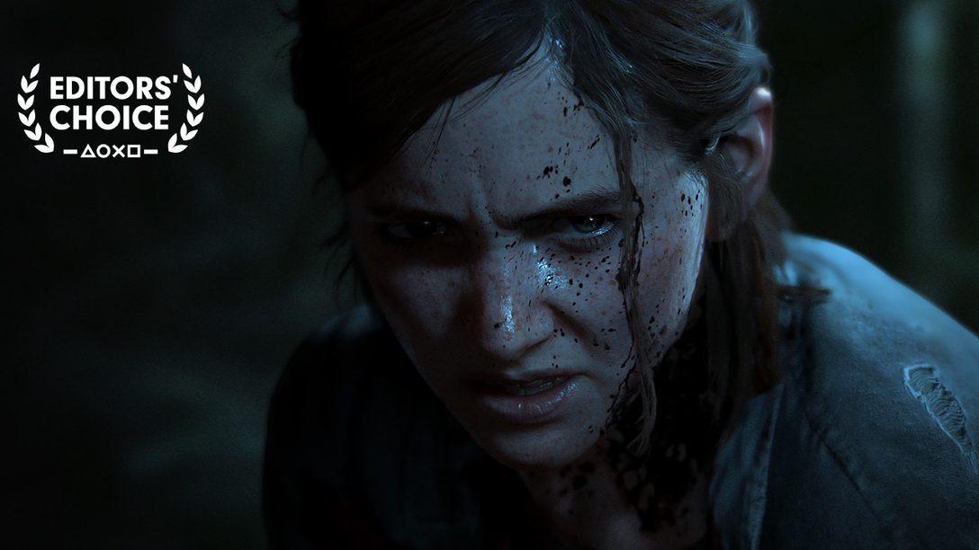 Empfehlung der Redaktion: The Last of Us Part II