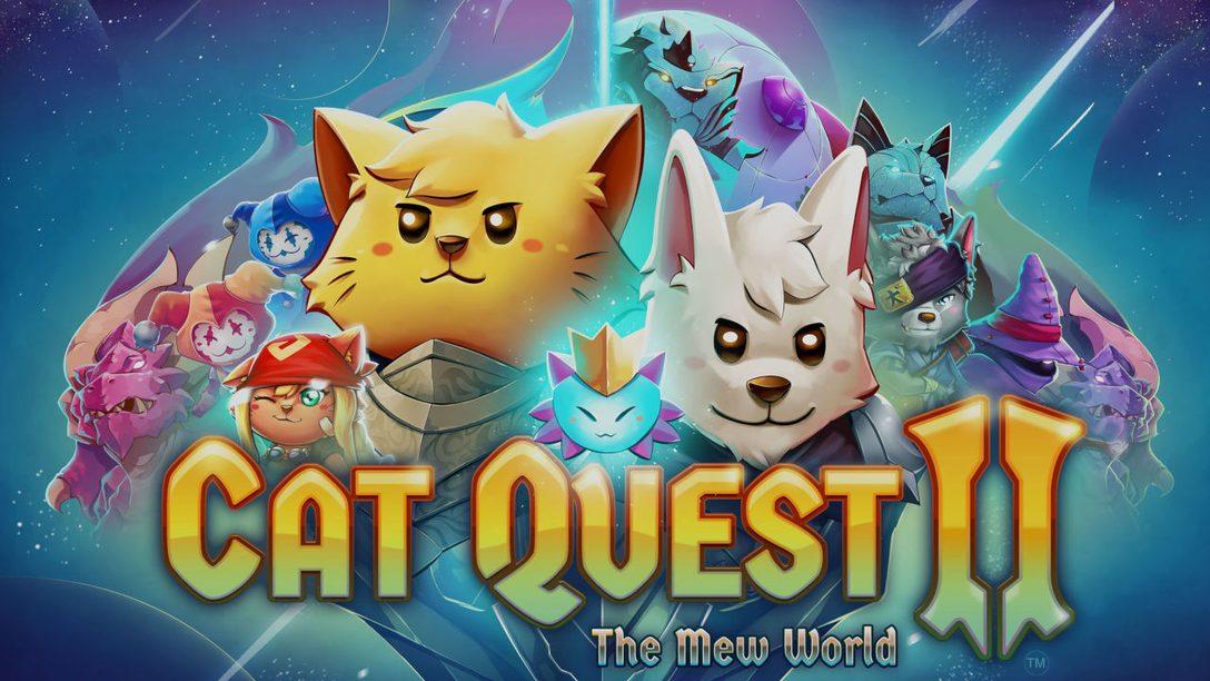 Cat Quest II umarmt die Mew Welt mit einem neuen kostenlosen Update