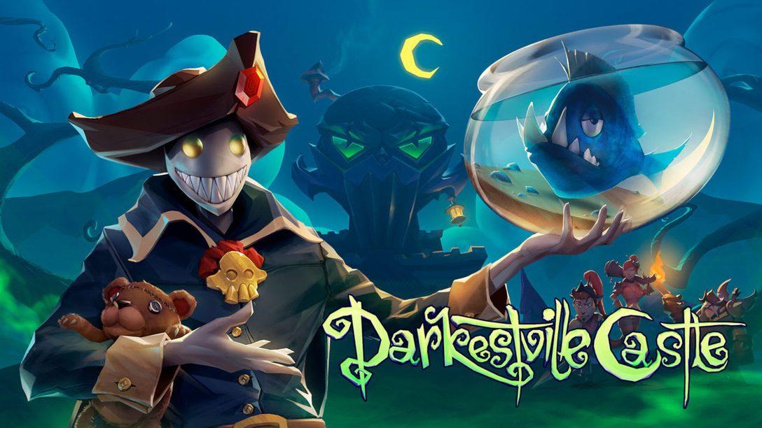 Klassisches Point-and-Click-Adventure Darkestville Castle erscheint morgen