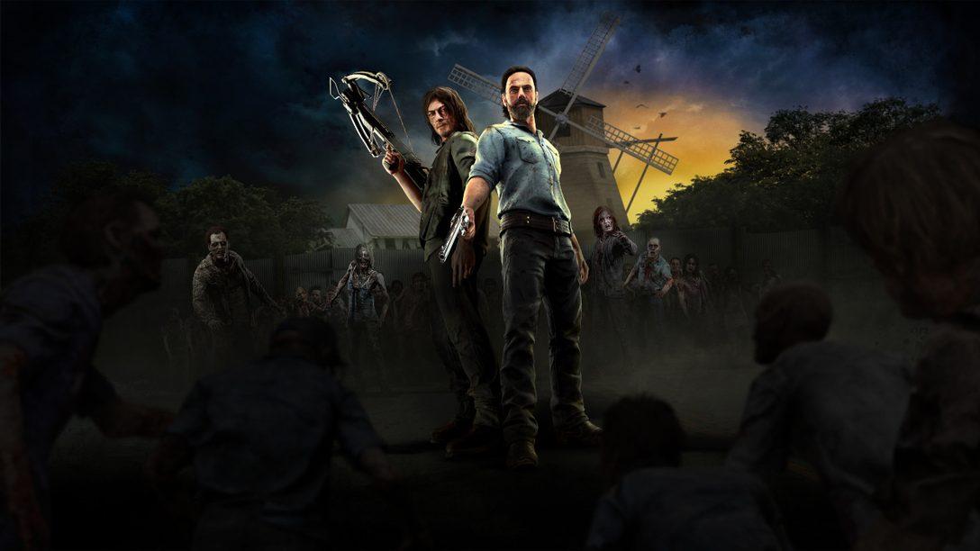 The Walking Dead Onslaught wird am 29. September für PS VR veröffentlicht